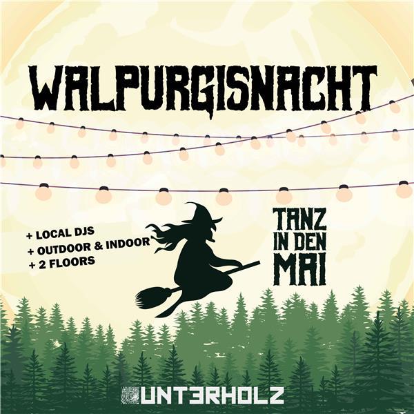 Tanz in den Mai - Walpurgisnacht am 30.04.19