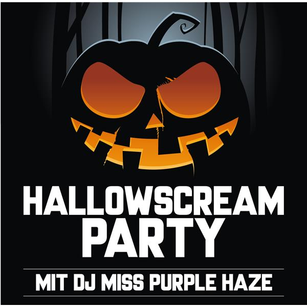 Hallowscream am 27.10.18
