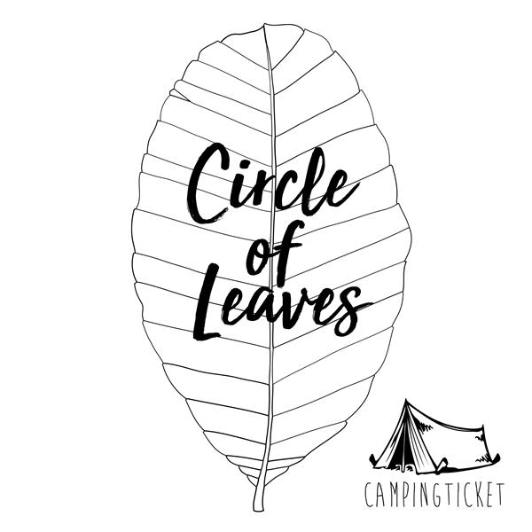 Circle of Leaves 2019 - Camping Ticket