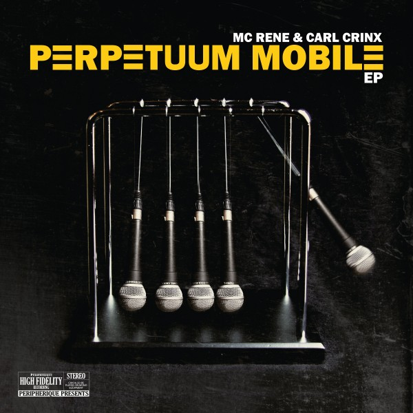 MC Rene & Carl Crinx - Perpetuum Mobile