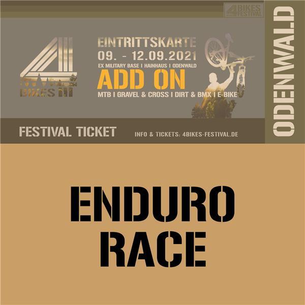 MTB ENDURO RACE
