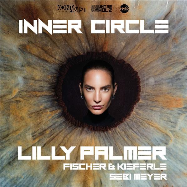 07.03. - Inner Circle #3 w/ Lilly Palmer