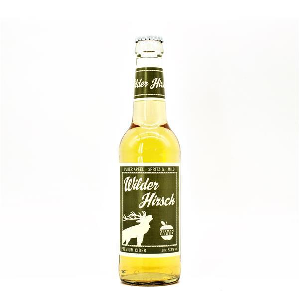 Wilder Hirsch 12-ender Purer Apfel