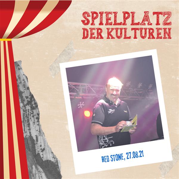 """Red-Stone """"Rock Party""""- Spielplatz der Kulturen"""