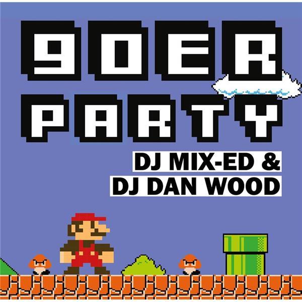 90er Party - Trash Battle