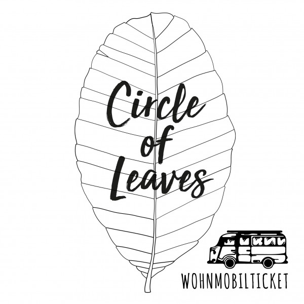 Circle of Leaves - Wohnmobil Ticket