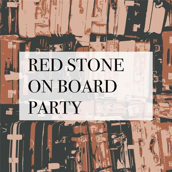 On Board Party - Diskothek Red-Stone geht auf Reisen am 28.12.18