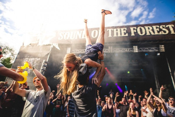 Sound of the Forest 2018 - Festival Ticket