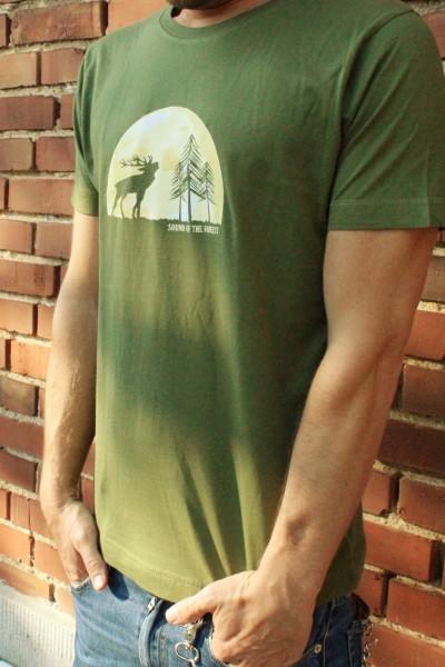 SOTF Shirt Mond Grün
