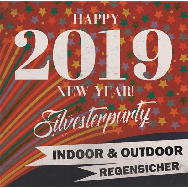 Silvester Party am 31.12.18