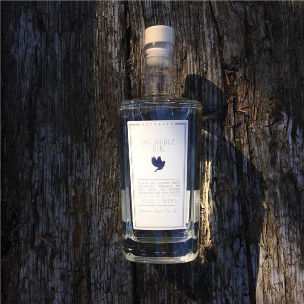 Unterholz Gin 0,5l