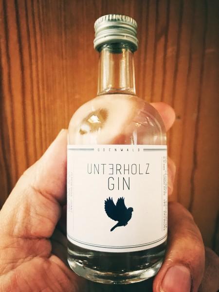 Unterholz Gin 0,05 ltr.