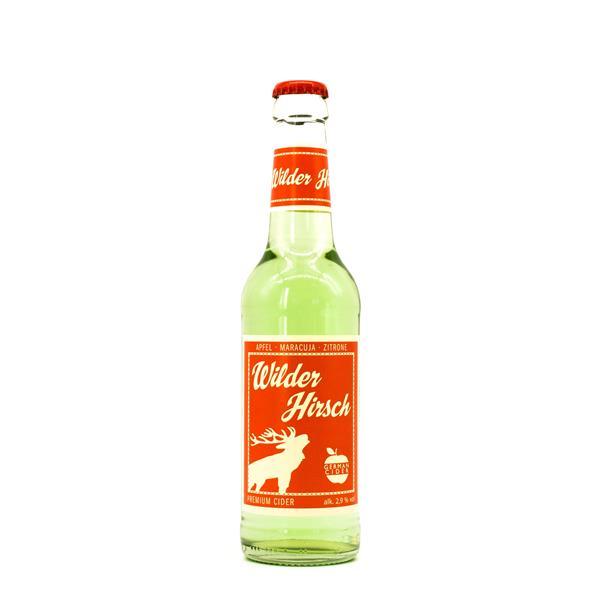 Wilder Hirsch Maracuja Zitrone 12ender
