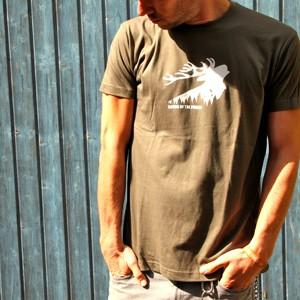 SOTF Shirt Hirsch Braun