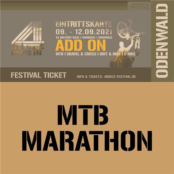 MTB MARATHON RACE